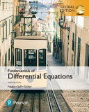 Fundamentals of Differential Equations  Global Edition