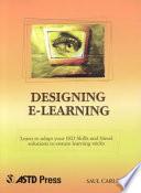 Designing E Learning