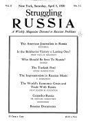 Struggling Russia