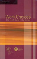 Cover of Work Choices