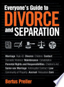 Everyone   s Guide to Divorce and Separation