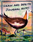 Draw and Write Journal Notes