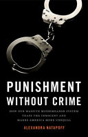 Punishment Without Crime Book