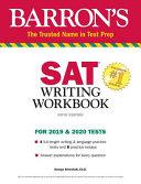 Barron s SAT Writing Workbook