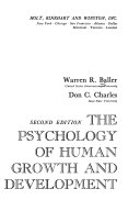 The Psychology of Human Growth and Development