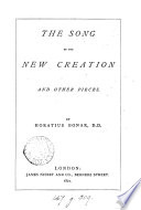 The Song of the New Creation