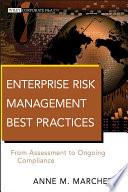 Enterprise Risk Management Best Practices