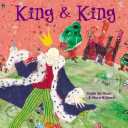 King and King Linda de Haan Cover