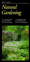 Taylor's Guide to Natural Gardening