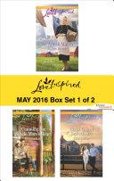 Harlequin Love Inspired May 2016   Box Set 1 of 2