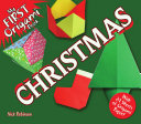 My First Origami Book  Christmas