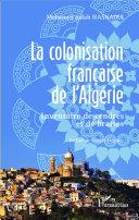 Pdf La colonisation française de l'Algérie Telecharger