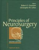 Principles of Neurosurgery Book