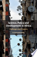 Science  Policy and Development in Africa Book