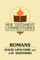 Romans A Commentary On The New Testament Epistles