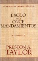 Éxodo y los once mandamientos Pdf/ePub eBook