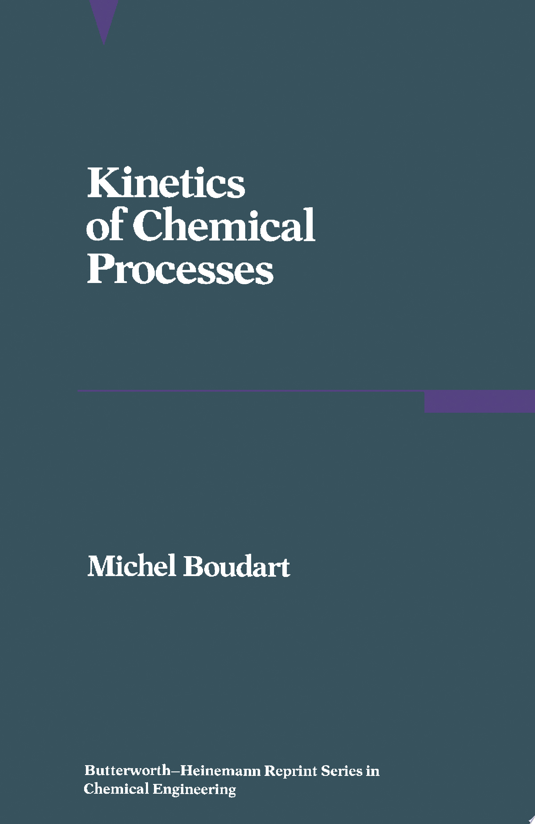 Kinetics of Chemical Processes