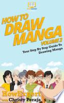 How To Draw Manga Volume 2