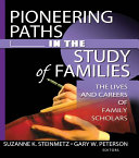 Pdf Pioneering Paths in the Study of Families Telecharger