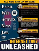 The Internet Unleashed, 1997