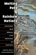 Melting Pots   Rainbow Nations