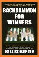 Backgammon For Winners Pdf/ePub eBook