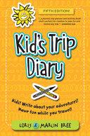 Kid s Trip Diary