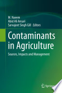 Contaminants in Agriculture Book