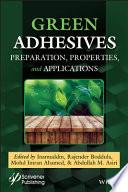 Green Adhesives