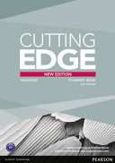 Cutting Edge Advanced New Edition Students Book for DVD Pack
