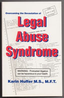 Pdf Overcoming the Devastation of Legal Abuse Syndrome