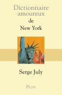 Pdf Dictionnaire amoureux de New York Telecharger