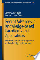 Recent Advances In Knowledge Based Paradigms And Applications Book PDF
