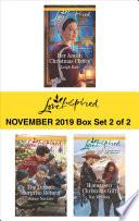 Harlequin Love Inspired November 2019 - Box Set 2 of 2