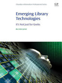 Emerging Library Technologies