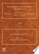 Meningiomas  Part I Book