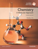 Chemistry: A Molecular Approach, Global Edition
