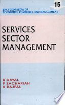 Services sector management