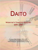 Daito  Webster s Timeline History 1859   2007 Book