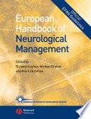 European Handbook of Neurological Management Book