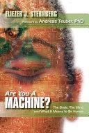 Are You A Machine