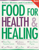Pdf Food for Health and Healing