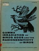 Gamma Irradiation of Birds  Eggs and the Radiosensitivity of Birds