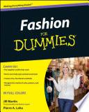 """Fashion For Dummies"" by Jill Martin, Pierre A. Lehu"