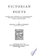 Victorian Poets Book