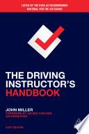The Driving Instructor S Handbook
