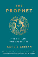 The Prophet  The Complete Original Edition
