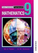 New National Framework Mathematics 9 Core Pupil s Book