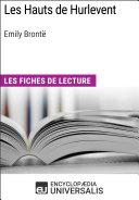Les Hauts de Hurlevent d'Emily Brontë