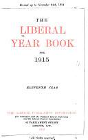 The Liberal Yearbook